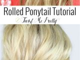 Quick Cute Ponytail Hairstyles I M Such A Sucker for A Cute Ponytail Must Learn This