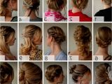 Quick Easy Fancy Hairstyles Cute Hairstyles and Easy