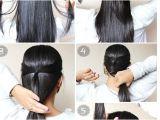 Quick Easy Fancy Hairstyles Loose & Elegant Chignon