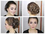 Quick Easy Fancy Hairstyles Prom Hairstyles to Do at Home