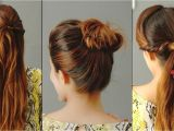 Quick Easy Hairstyles for Greasy Hair Hairstyle for Oily Thin Hair