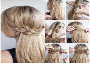 Quick Easy Hairstyles for Long Thin Hair 91 Easy Hairdo Ideas Boxer Braids Into Buns I Love This