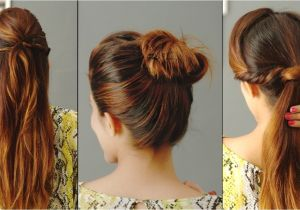 Quick Easy Hairstyles for Long Thin Hair Hairstyle for Oily Thin Hair