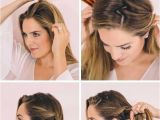 Quick Easy Hairstyles for Short Wet Hair Easy Hairstyle for Wet Hair