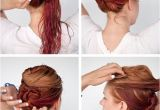 Quick Easy Hairstyles for Wet Hair Quick Hairstyle for Wet Hair Alldaychic