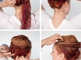 Quick Easy Wet Hairstyles Quick Hairstyle for Wet Hair Alldaychic
