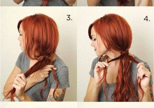 Quick N Easy Hairstyles for Long Hair Coiffure Simple Cheveux Long Tresse Et Chignon En 26 Idées