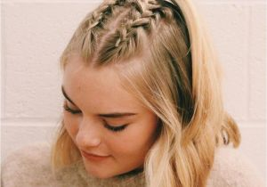 Quick N Easy Hairstyles for Long Hair College Fashionista College Fashionista