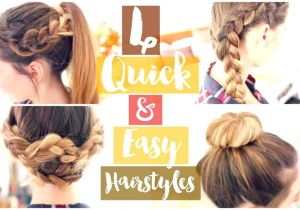 Quick N Easy Hairstyles for Long Hair Quick and Easy Hairstyles for Thin Straight Hair Hairstyles