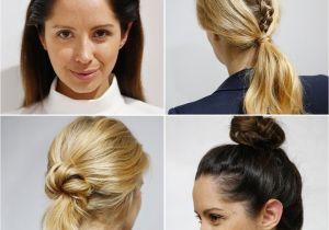 Quick N Easy Hairstyles for Long Hair Quick Hairstyles for Work