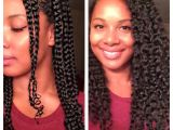 Quick Natural Hairstyles for Black Women Natural Hair L Defined Braid Out Hair Obsession