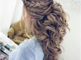 Quince Hairstyles Half Up Half Down with Crown 32 Pretty Half Up Half Down Hairstyles – Partial Updo Wedding