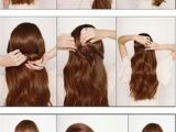 Really Cute and Easy Hairstyles Cute Fast and Easy Hairstyles