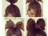 Really Cute and Easy Hairstyles Hair Bow Georgia D S