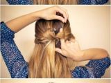 Really Easy Hairstyles for Beginners 12 Easy Step by Step Summer Hairstyle Tutorials for