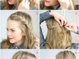 Really Easy Hairstyles for Beginners 20 Easy Step by Step Summer Braids Style Tutorials for