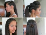 Really Easy Hairstyles for Beginners Displaying for Easy Braided Hairstyles Beginners