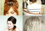 Really Quick and Easy Hairstyles Very Quick Easy Pretty Hairstyles for School