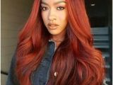 Red and Black Hairstyles 2019 372 Best Hair Color ❤ Images In 2019