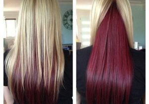 Red Black and Blonde Hairstyles 25 Hottest Blonde Hairstyles with Red Highlights Hair Fun