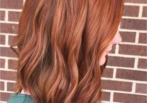 Red Hairstyles and Cuts Cooper Red Hair Long Bob Cut Hair