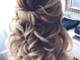 Romantic Hairstyles Down Prom Hairstyles for Short Hair Half Up Half Down Hairstyles