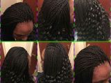 Rope Braids Black Hairstyles Pre Curled Lusty Twist Crochet Braids