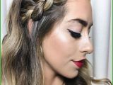 Round Face Braid Hairstyles Braid Hairstyles for Round Faces