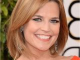 Savannah Guthrie Bob Haircut Celebrity Blonde Bob Hairstyle From Savannah Guthrie
