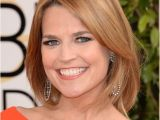 Savannah Guthrie Bob Haircut Savannah Guthrie Mid Length Bob Mid Length Bob Lookbook
