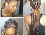 Scalp Braiding Hairstyles 17 Best Images About Creative Box Braids and Senegalese