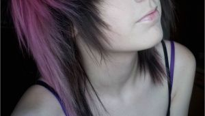 Scene Fringe Hairstyles for Girls Pink and Black Scene Hair Scene Fashion Hair Pinterest