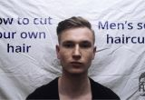 Self Haircut Men How to Give A Haircut