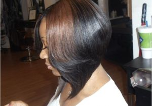 Sew In Bob Hairstyles for Black Women Short Bob Sew In Hairstyles for Black Women