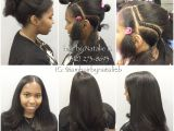 Sew In Weave Hairstyles with Leave Out Absolutely Flawless ✨ Natural Looking Sew In Hair Weave by