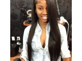 Sew In Weave Layered Hairstyles Lexxhairstudio Sew In Install W My Signature Deep Side Part for the