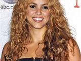 Shakira Curly Hairstyles Shakira Hairstyles In 2018