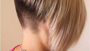 Shaved Nape Bob Haircut 15 Cool Shaved Nape Bob Haircuts