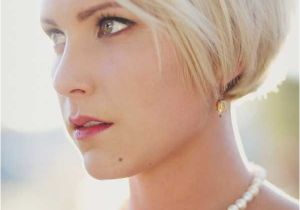 Short Blonde Wedding Hairstyles 20 Bridal Short Hair Ideas