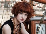 Short Curly Bob Haircuts with Bangs 30 Spectacular Short Curly Bob Hairstyles Cool & Trendy