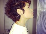 Short Curly Hairstyles for Mixed Hair Mixed Girl Short Hairstyles