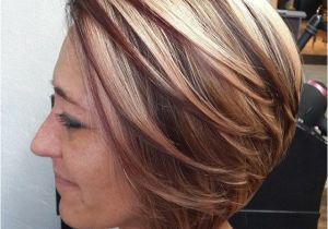 Short Hairstyles Chunky Highlights 3283