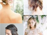 Short Hairstyles for Bridesmaids for A Weddings 9 Short Wedding Hairstyles for Brides with Short Hair