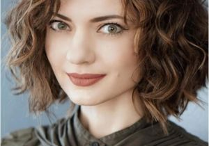 Short Hairstyles for Naturally Curly Hair 2018 Glamorous Short Curly Hairstyles 2018