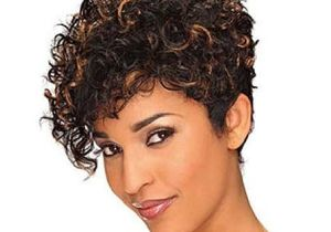 Short Hairstyles for Naturally Curly Hair 2018 Short Natural Curly Hairstyles for Black Women 2018 2019
