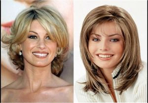 Short Hairstyles for Women In their Fifties Medium Length Hairstyles for Women Over 40