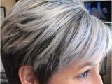 Short Hairstyles Grey Hair Gallery 20 Best Short Hairstyle Pics