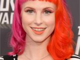 Short Hairstyles Pink Highlights 47 Celebrities with Pink Hair Pink Hair Color Ideas to Try now