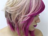 Short Hairstyles Pink Highlights 50 Best Variations Of A Medium Shag Haircut for Your Distinctive