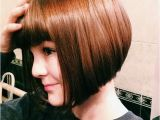 Short Inverted Bob Haircut with Bangs 22 Cute Inverted Bob Hairstyles Popular Haircuts